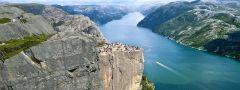 Norwegischer Fijord